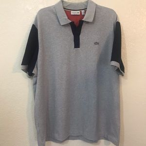 Men's Lacoste polo shirt SZ 3XL